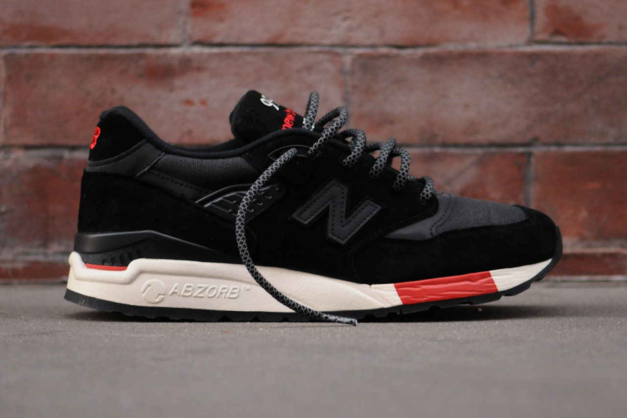 New Balance M998BR Reissue Kith Exclusive