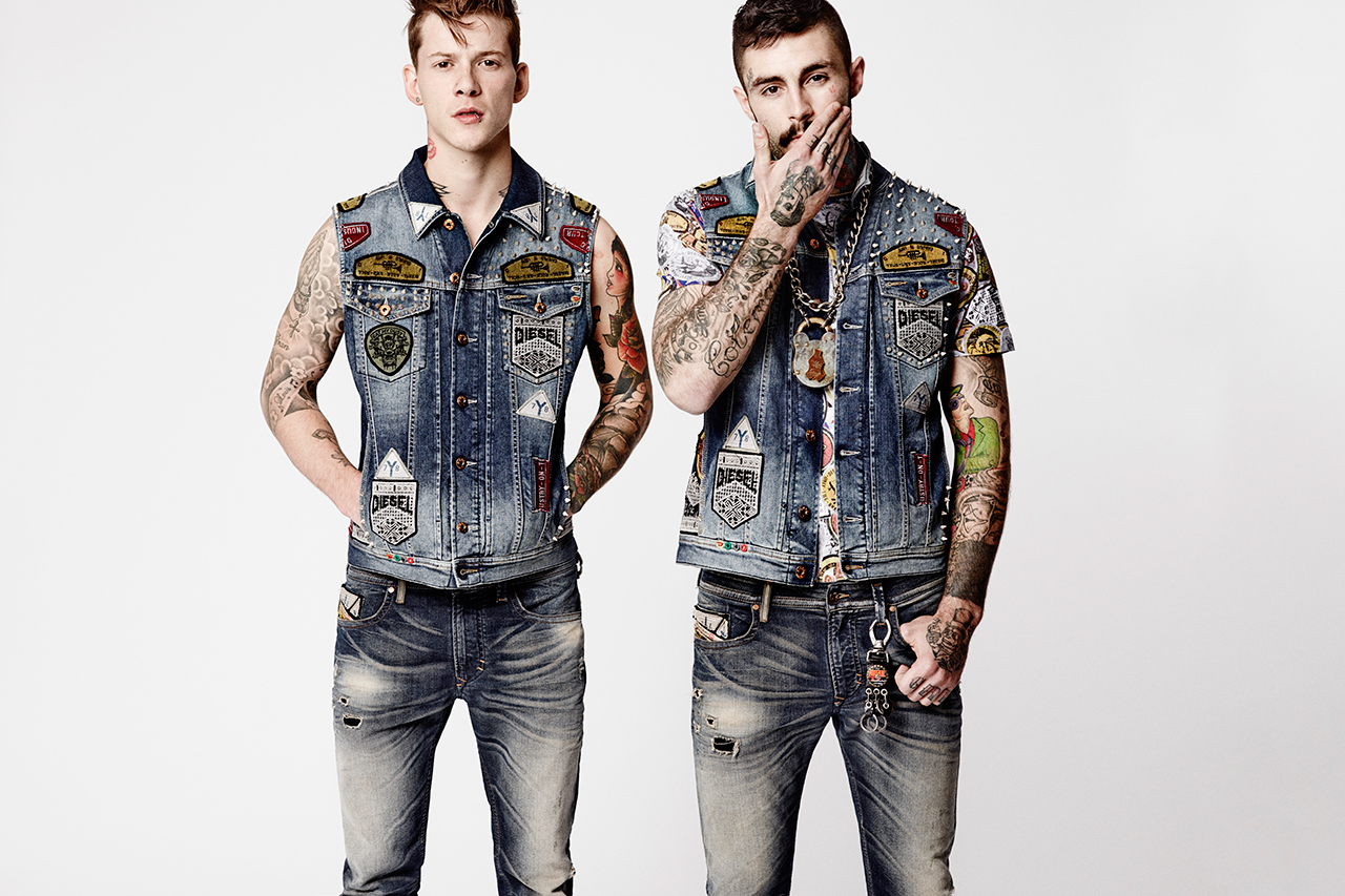 Nicola Formichetti Officially Launches #DIESELTRIBUTE