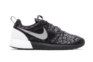 "Nike 2013 Holiday WMNS Roshe Run PRM ""Leopard"" Pack"