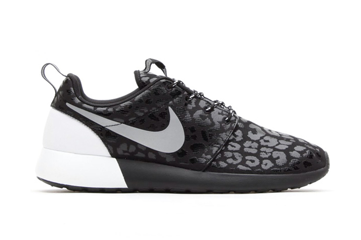 """Nike 2013 Holiday WMNS Roshe Run PRM """"Leopard"""" Pack"""