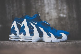 "Nike Air DT Max '96 ""Brave Blue"""