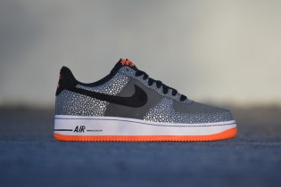 "Nike Air Force 1 ""Safari"""