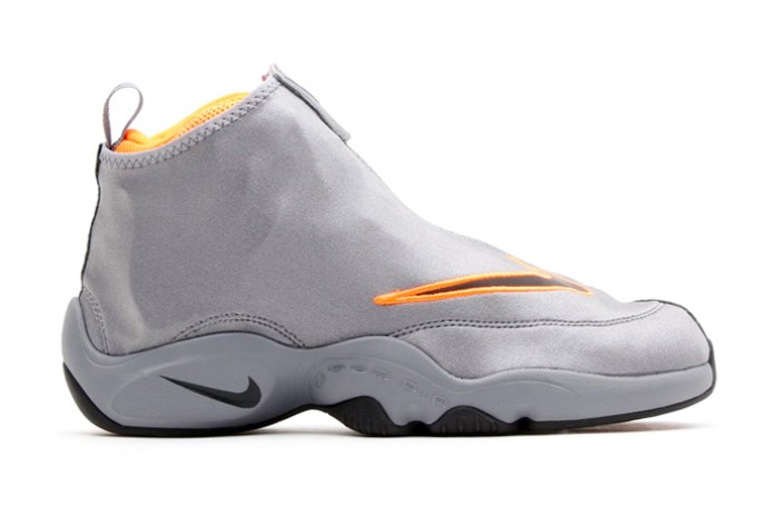 "Nike Air Zoom Flight ""The Glove"" Cool Grey/Black-Total Orange"