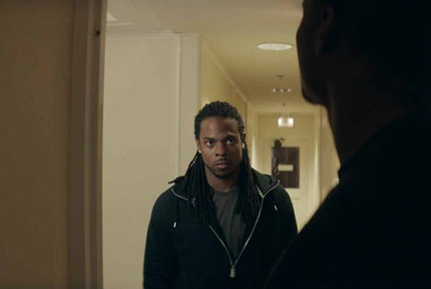 "Nike Football ""Calvin & Johnson"": Richard Sherman Confrontation Video"