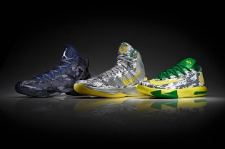 Nike & Jordan Brand 2013 Armed Forces Classic Collection