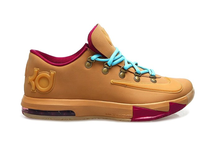 Nike KD VI EXT Gum QS