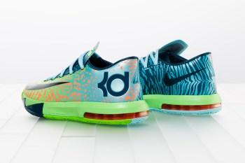 "Nike KD VI ""Liger"" Preview"