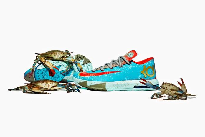 "Nike KD VI ""Maryland Blue Crab"""