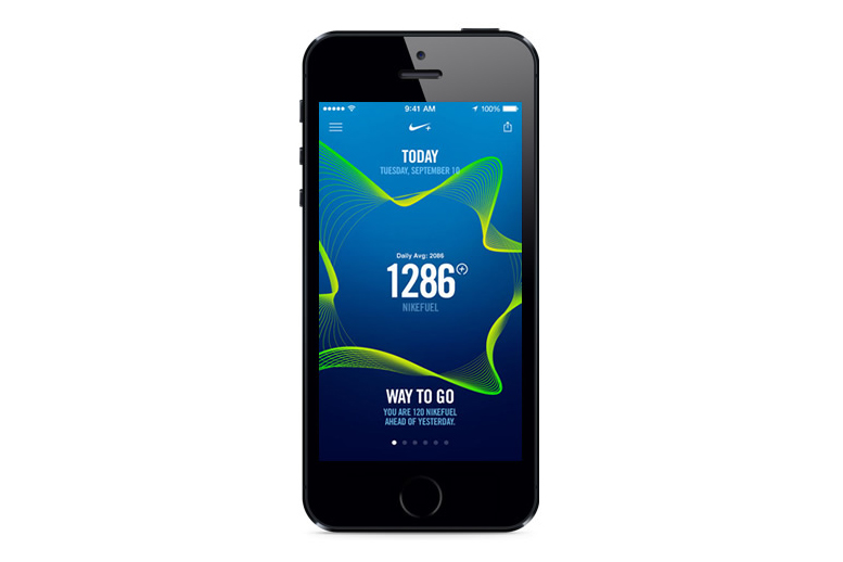 Nike Launches the Nike+ Move App