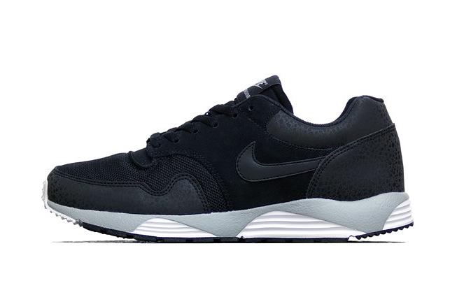 Nike Lunar Terra Safari Black/Black-Silver-White