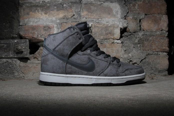 Nike SB Dunk High Neutral Grey