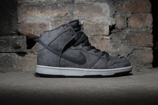 Nike SB Dunk High Neutral Grey