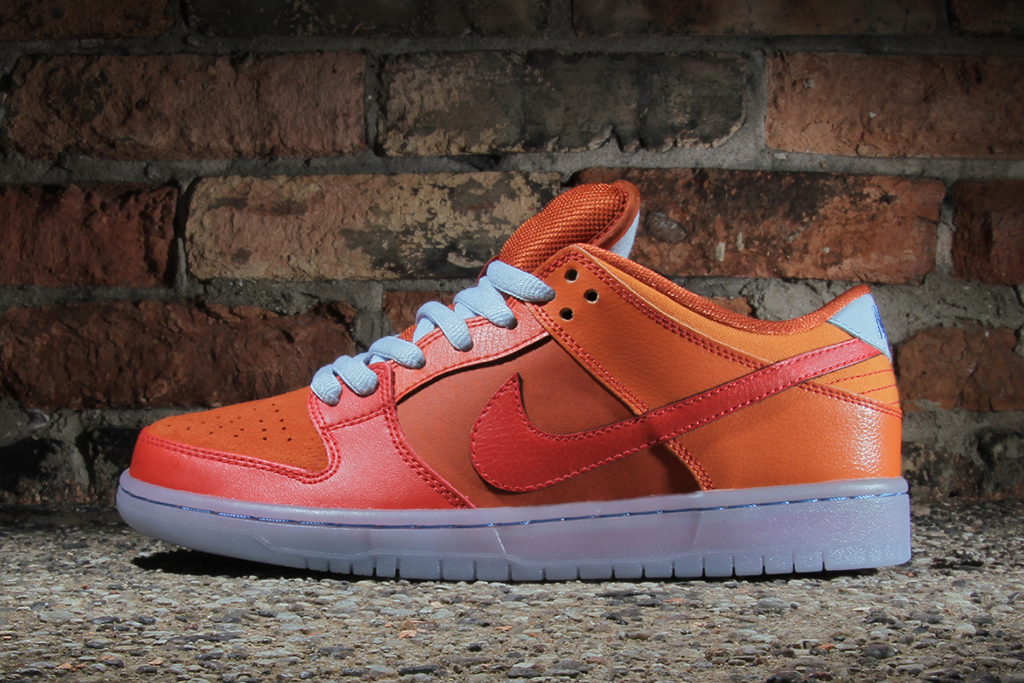 "Nike SB Dunk Low Pro ""Fire & Ice"""