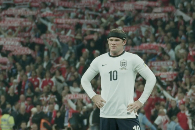 Nike Soccer Presents 'England Matters' - Episode 3 with Wayne Rooney, Theo Walcott, Jack Wilshere and Ashley Cole