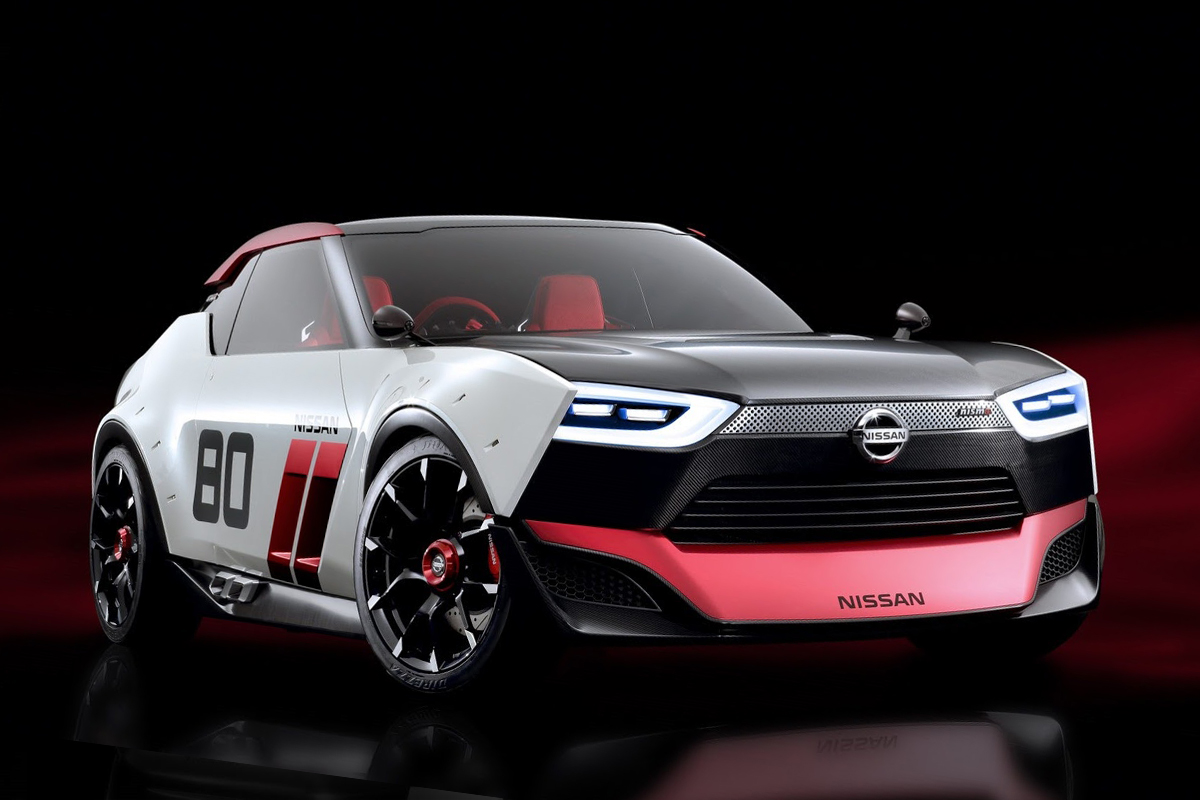 Nissan IDx NISMO Concept | HYPEBEAST