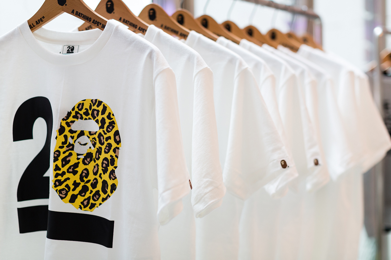 NOWHERE / A Bathing Ape Present: BAPELAND Exhibition Recap