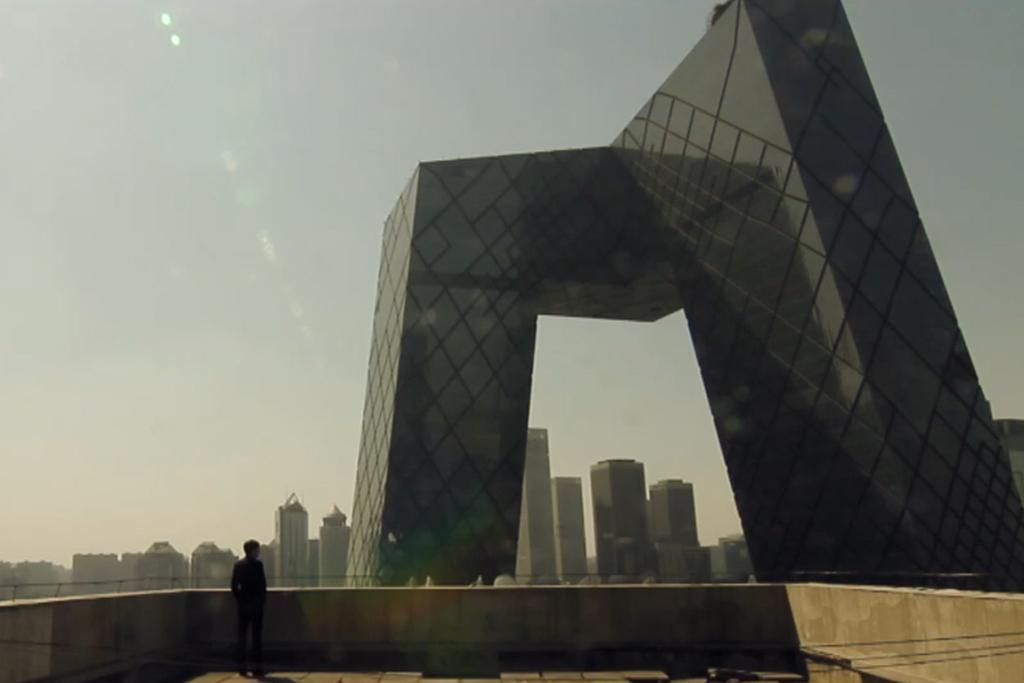 """NOWNESS Presents """"Ole Scheeren: A Beijing Essay"""""""