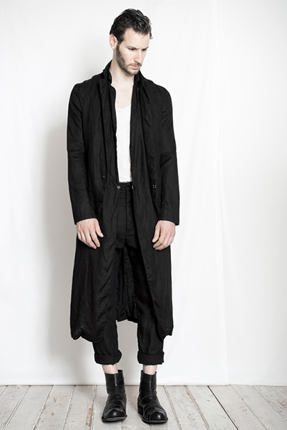 nude:masahiko maruyama 2014 Spring/Summer Collection