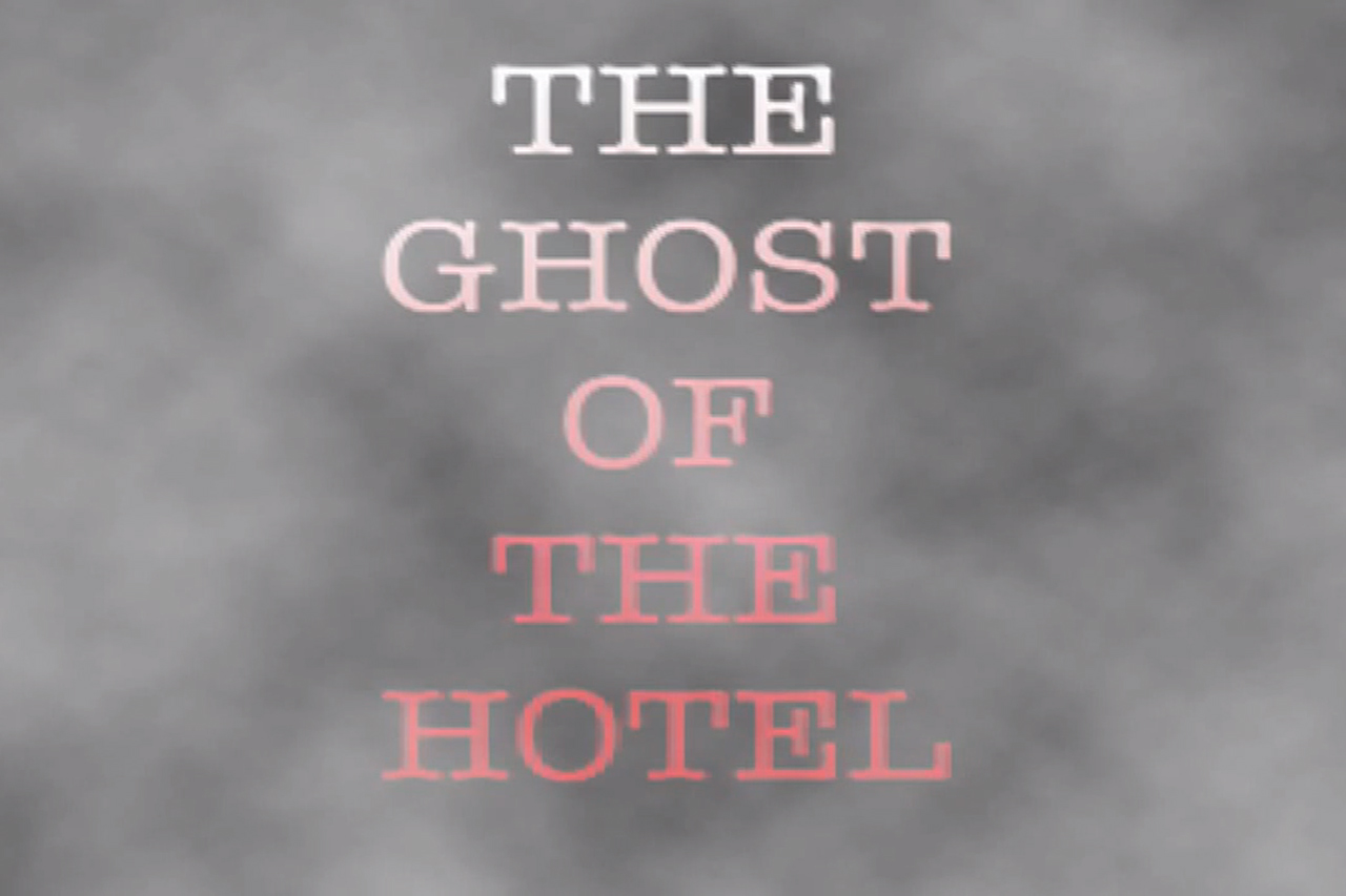 """Odd Future Releases """"The Ghost of the Hotel (The Movie)"""" Short Film"""