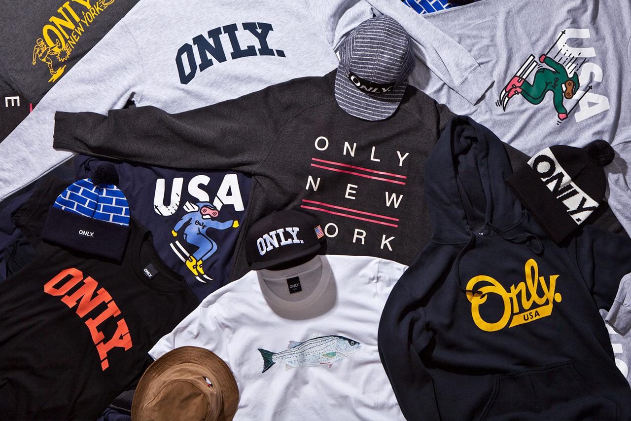 only ny 2013 fallwinter collection