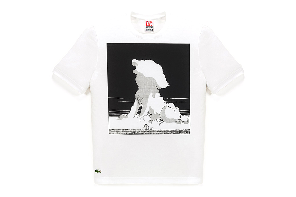 Osamu Tezuka x Lacoste L!VE 2013 Fall/Winter Collection