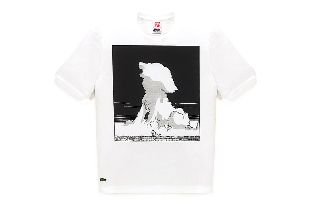 Osamu Tezuka x Lacoste L!VE 2013 Fall/Winter Collection