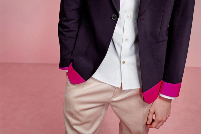 Paul Smith 2014 Spring/Summer Lookbook Preview