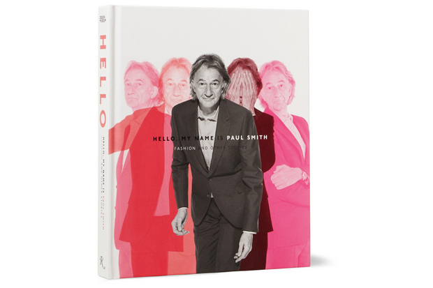 Paul Smith's 'Hello, My Name is Paul Smith' Book Now Available