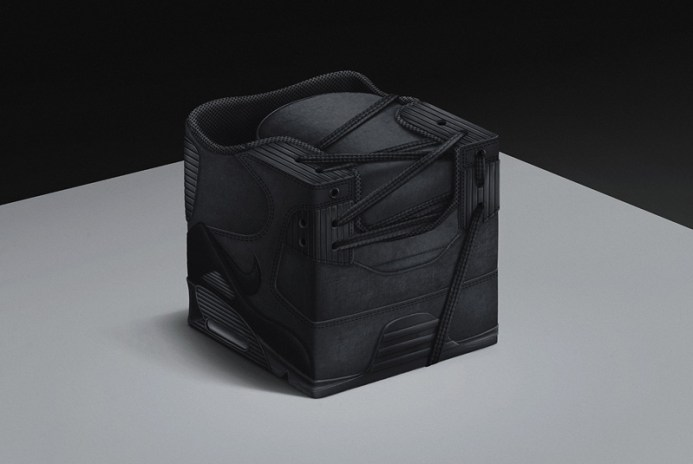 "Pawel Nolbert Sneakercube ""Black Series"""