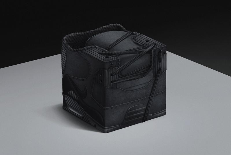 "Pawel Nolbert Sneakercube ""Black Series"""