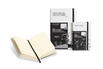 Peanuts x Moleskine 2014 Notebook Collection