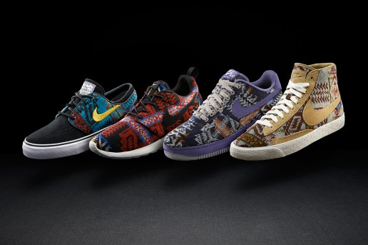 Pendleton x NIKEiD 2013-14 Holiday Collection