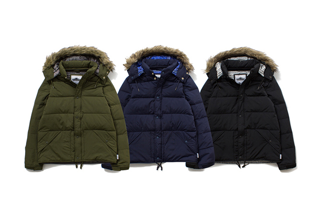 Stussy x Penfield 2013 Fall/Winter Collection