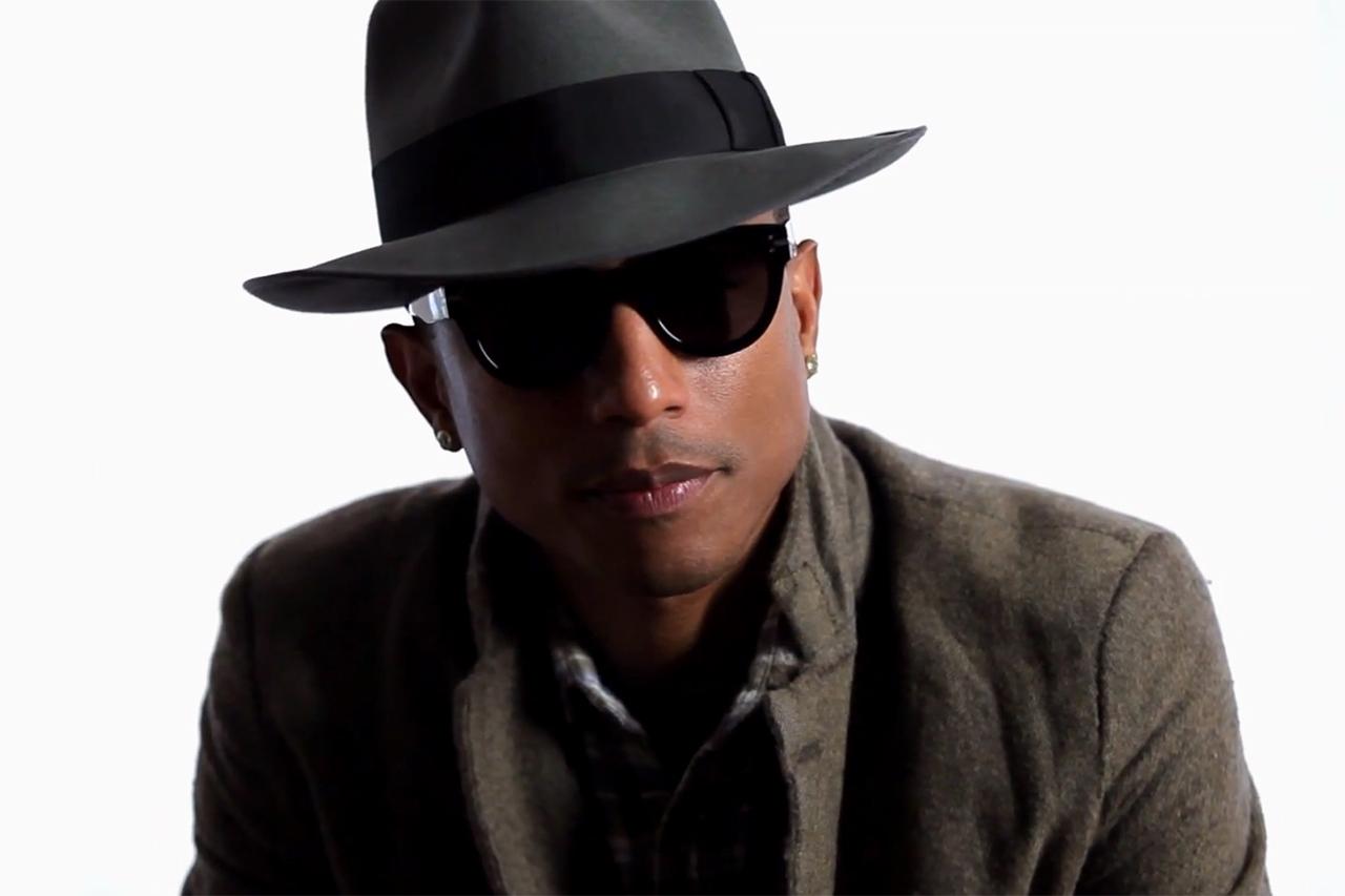 Pharrell Explains Work on Jay Z's Black Album for Life+Times' DECODED