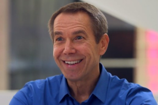 Pharrell Interviews Jeff Koons for ARTST TLK
