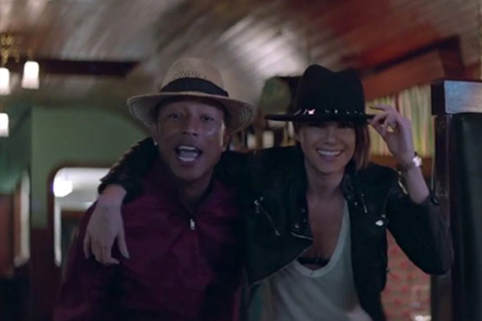 Pharrell Presents the World's First 24-Hour Music Video