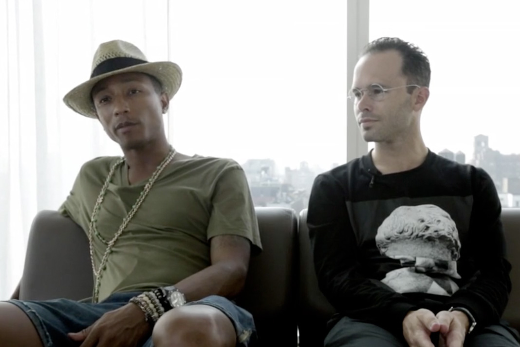 Pharrell Williams and Daniel Arsham Breakdown the Casio MT-500 Volcanic Ash