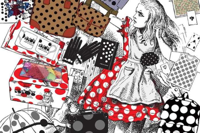 POLKA DOT WONDERLAND COMME des GARCONS 2013 Holiday Collection