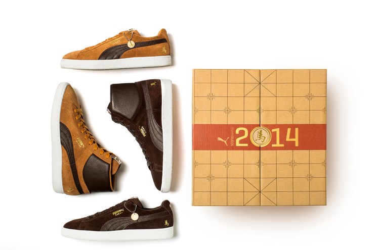 """PUMA 2014 """"Year of the Horse"""" Suede Pack"""