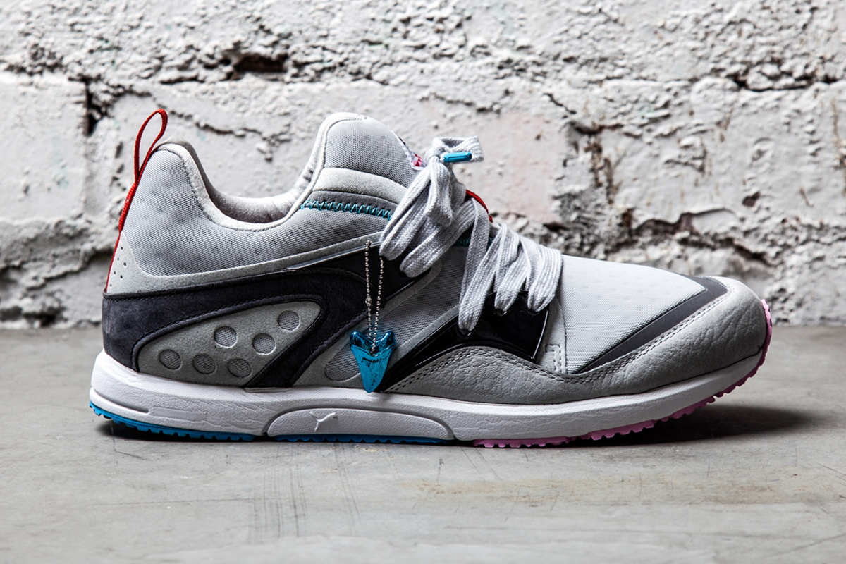 PUMA x Sneaker Freaker Blaze of Glory Five Year Re-Issue Collection