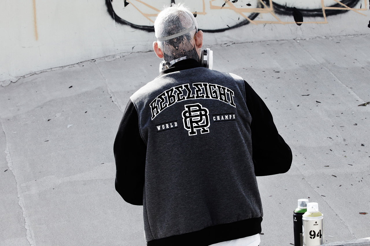 rebel8 2013 winter lookbook