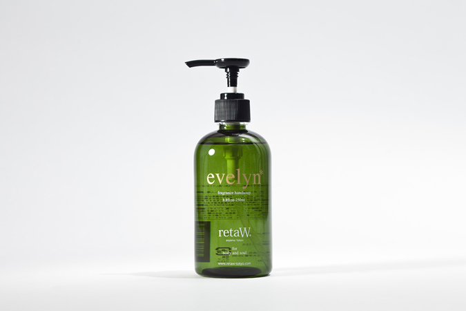 retaW Fragrance Hand Soap EVELYN*