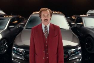 Ron Burgundy x Dodge Durango Videos