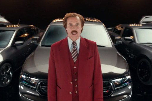 Ron Burgundy x Dodge Durango Videos