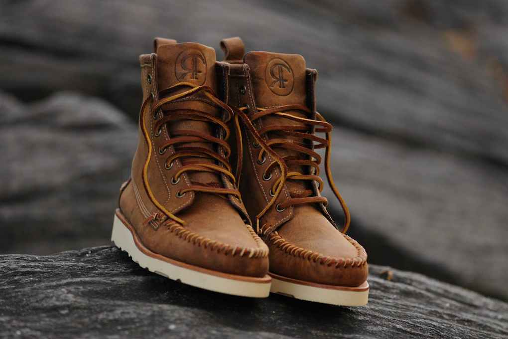 Ronnie Fieg for Sebago 2013 Fall Collection