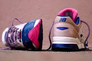 Ronnie Fieg x New Balance CM1600 Preview