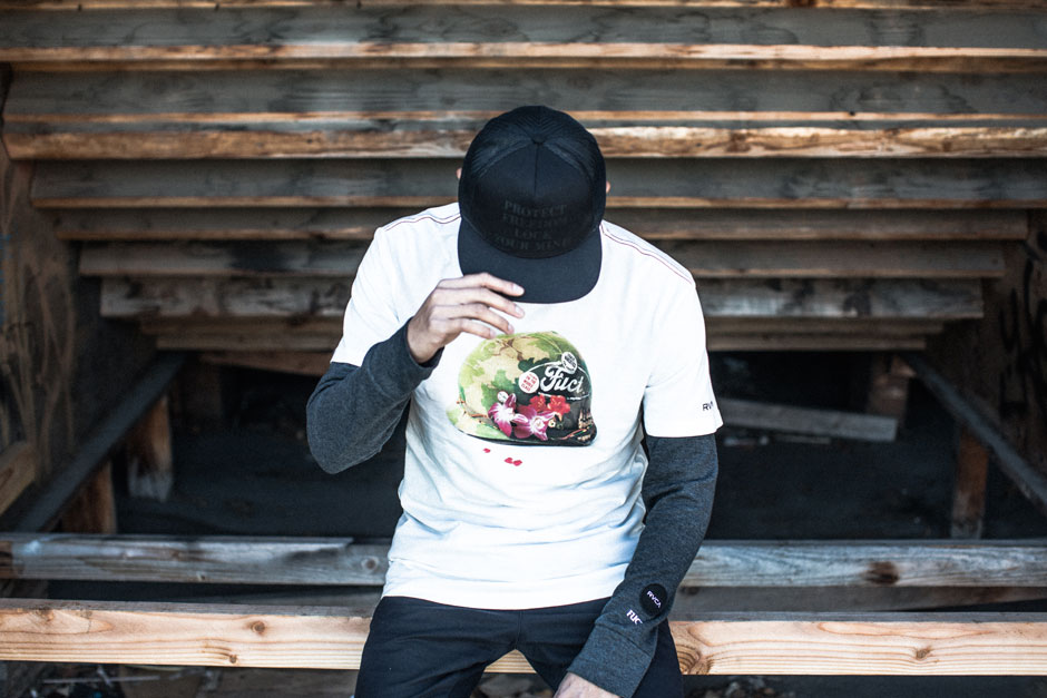 rvca x fuct protect freedom capsule collection
