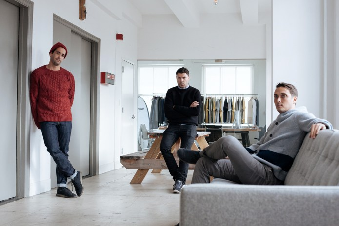 Saturdays Surf NYC's Co-Founders Talk About the Brand