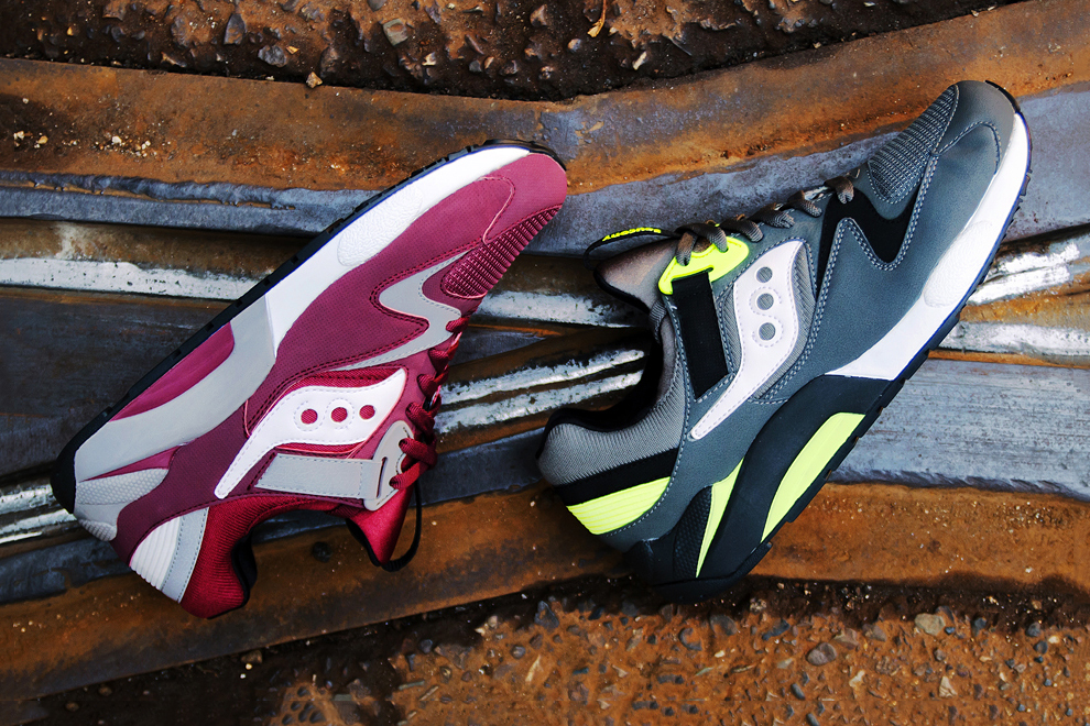 saucony originals 2013 fallwinter grid 9000 new releases