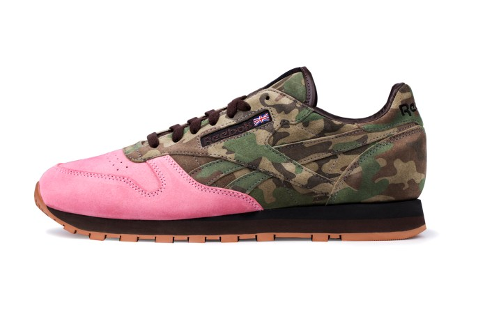 """Shoe Gallery x Reebok Classic Leather 30th Anniversary """"Flamingoes at War"""""""